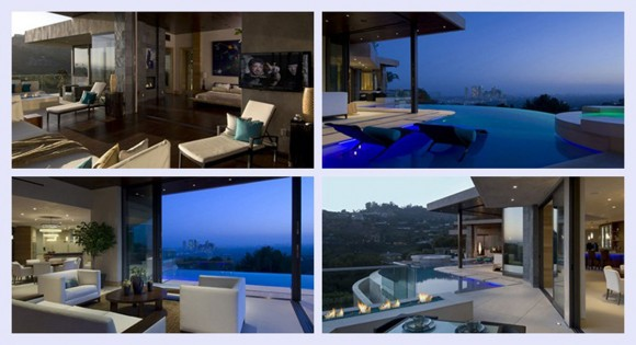 luxury Californian home designs
