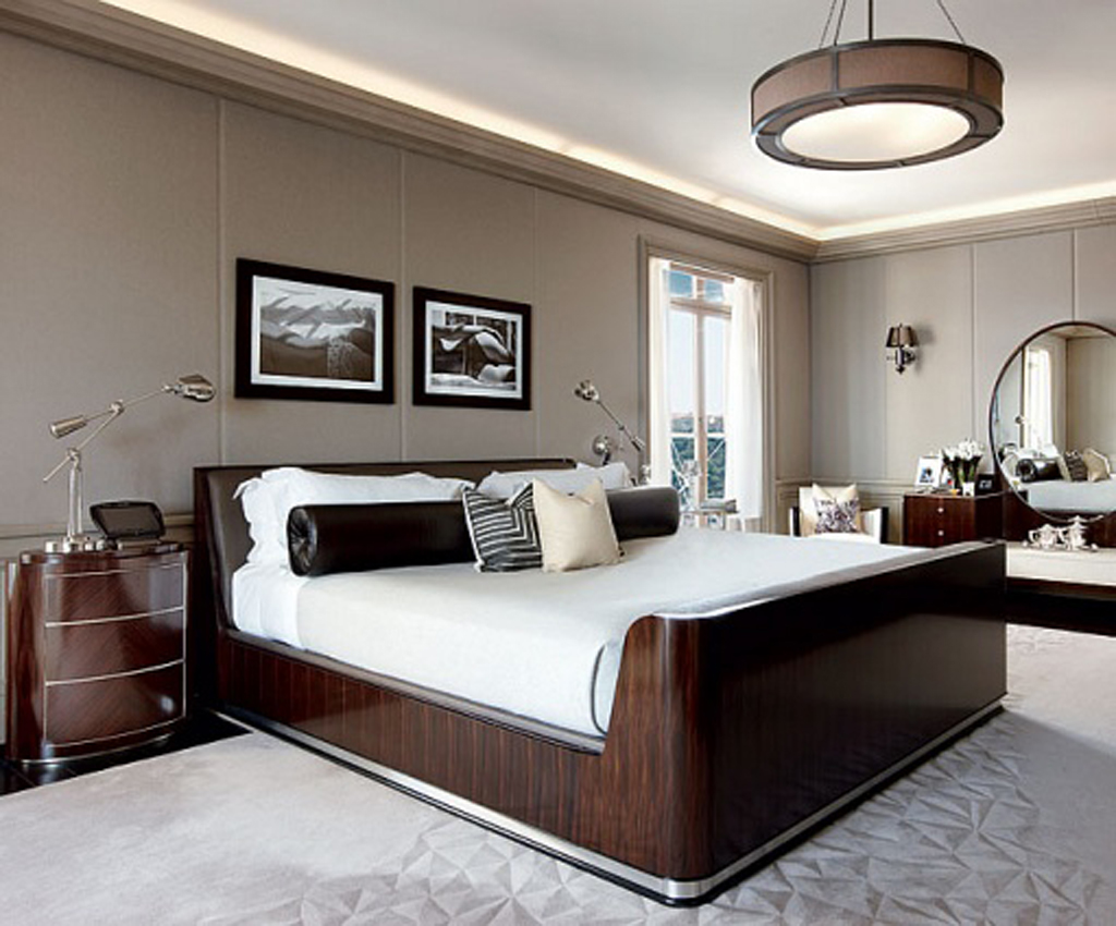 Decorating design ideas luxury master bedroom decorating - Design of bedroom ...