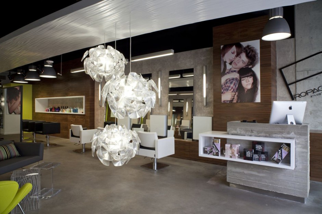 Luxury Ultra Modern Salons