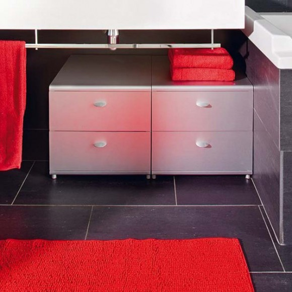 minimalist bathroom cabinet plans