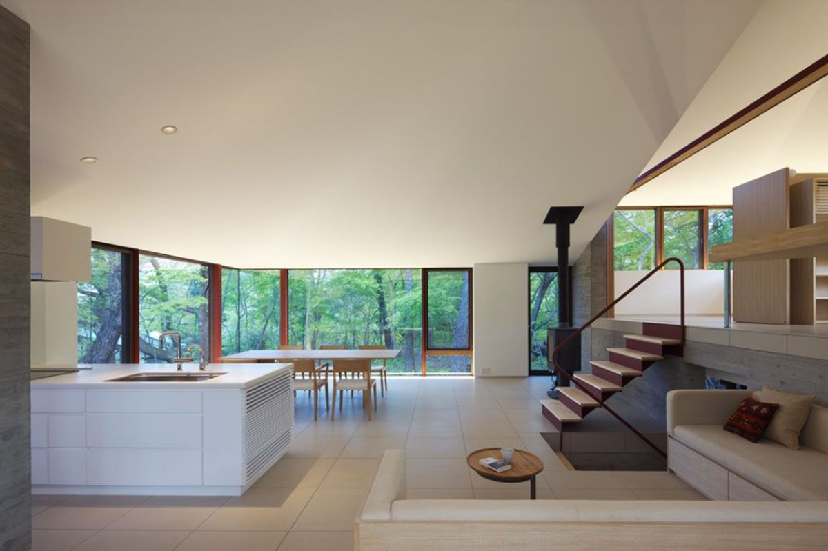 Minimalist Home Interior Constructions