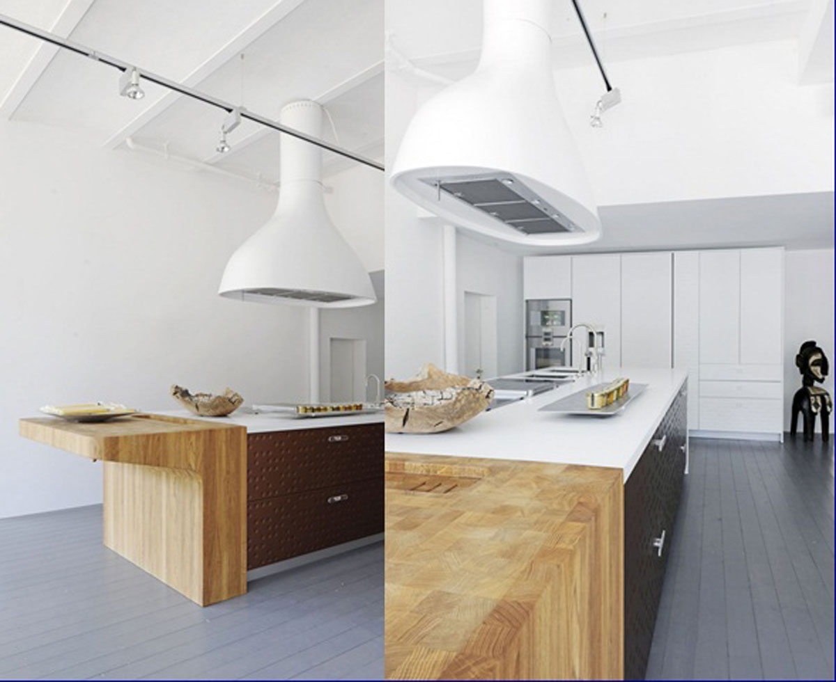 Modern Kitchen Showroom Designs