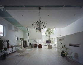 open landscaping apartment interior