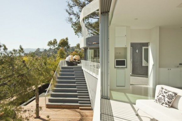 outdoor direct staircase constructions