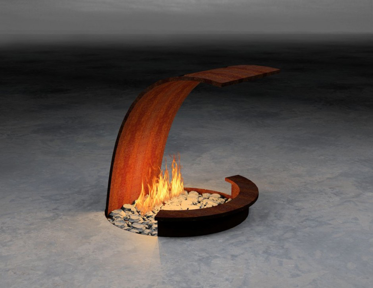 portable fireplace applications plans