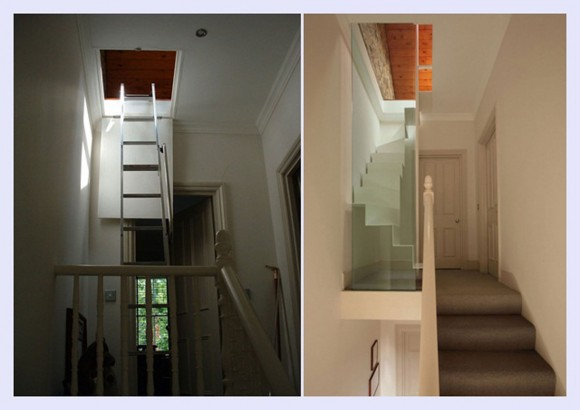 practical staircase applications system