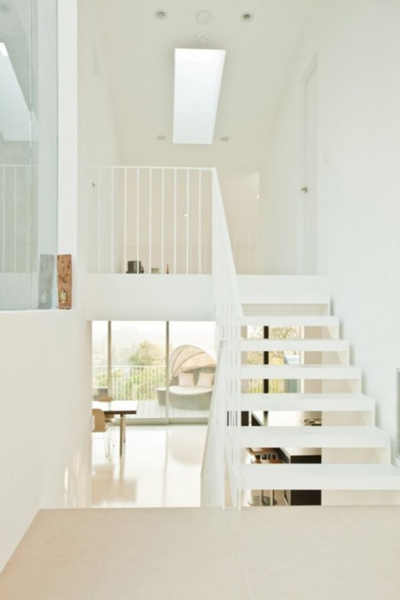rousing colorless staircase project