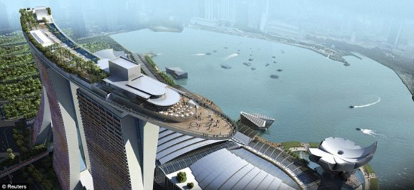 amazing Marina resort Singapore