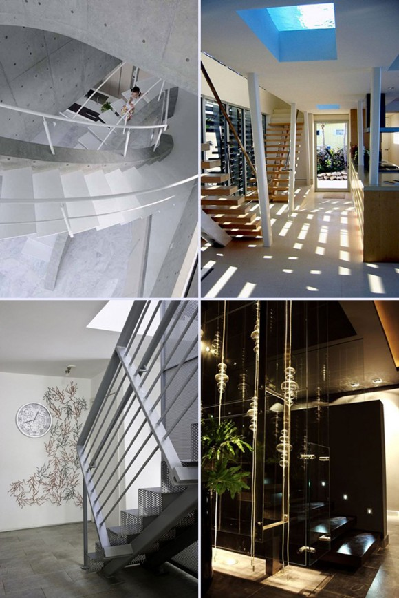 conceptual staircase designs projetcs