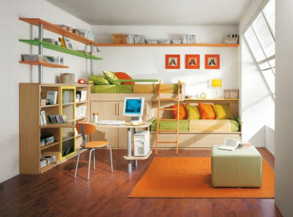 pretty kids bedroom designs