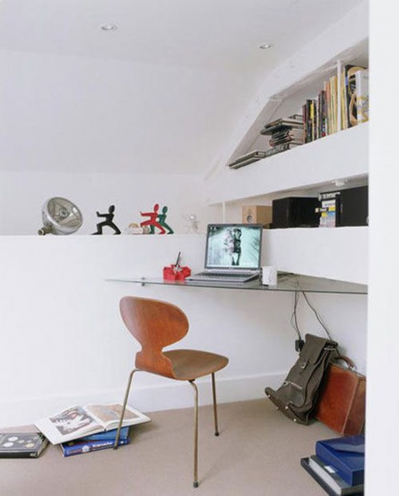 simple home office designs