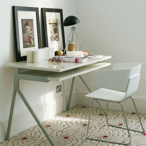 slim and thin furniture for office