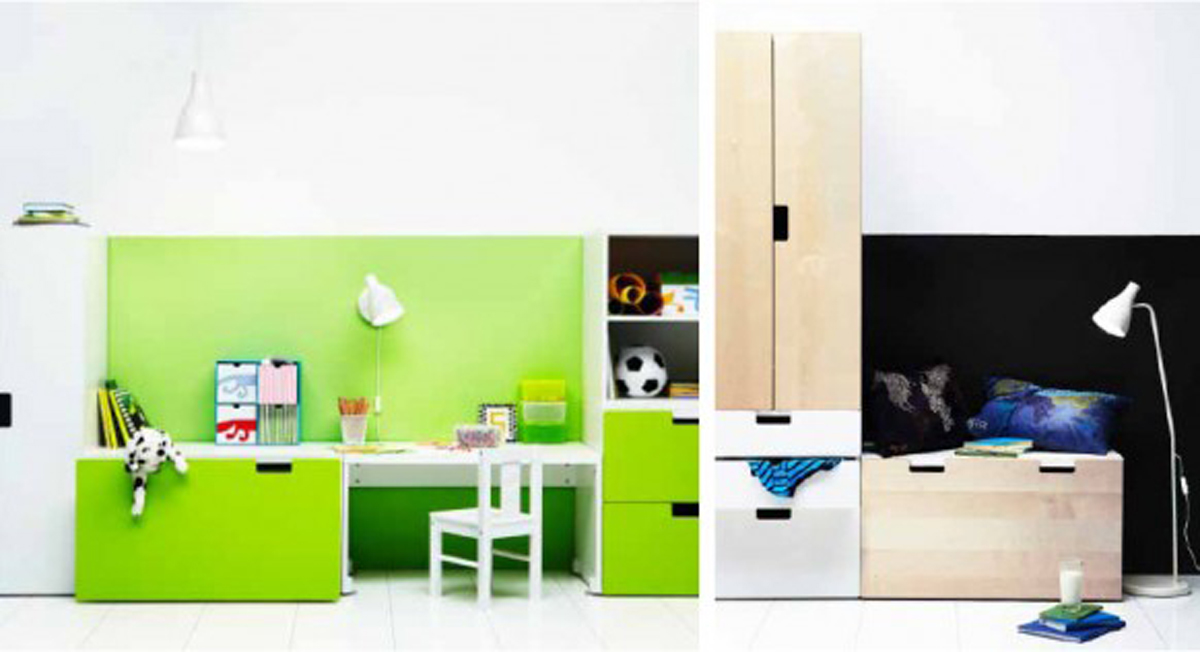 pin ikea stuva kids room storage furniture on pinterest