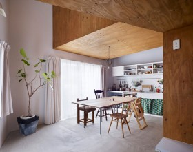 applicative wooden interior designs