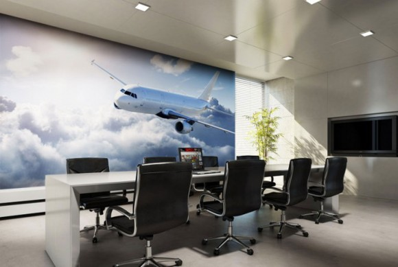 meeting room wall decals
