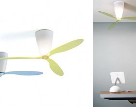 minimalist lamp fan ideas