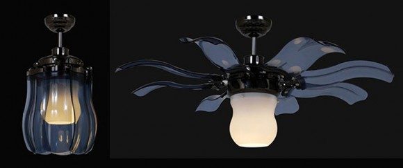 multifunctional ceiling fan lamp