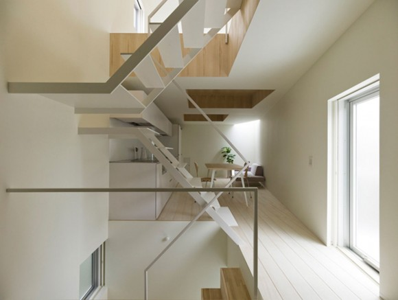 practical wooden staircase ideas