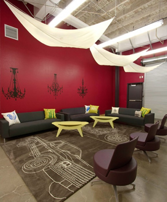 unique skype meeting room