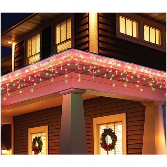attractive Christmas lighting fixtures