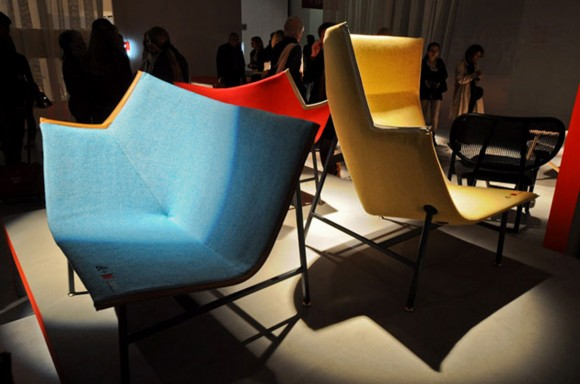colorful seating system layouts