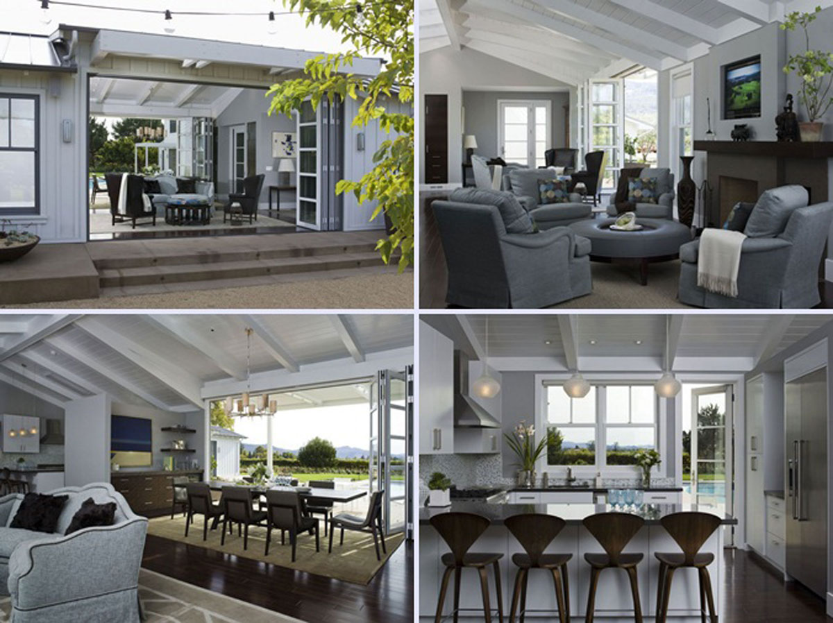 Contemporary holiday house pictures for Modern holiday home designs
