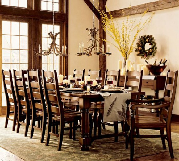 country inspirations christmas dine space