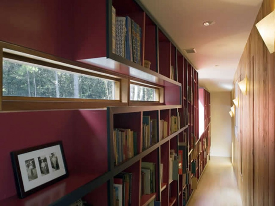 functional library wall decals
