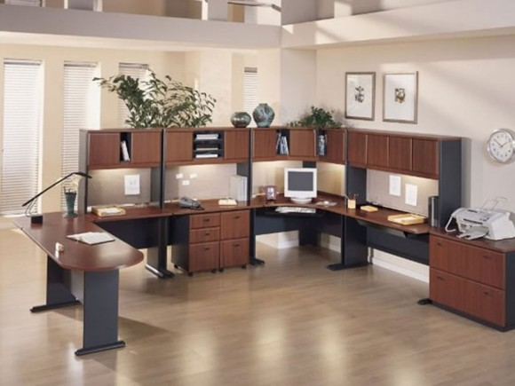 huge modular office furniture landscaping