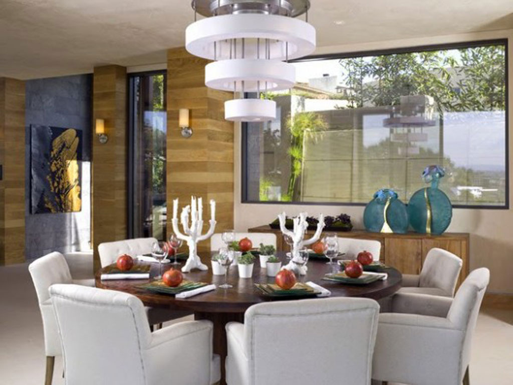 Luxury dining room furniture for Contemporary dining room furniture ideas