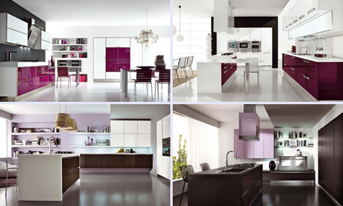 Modern minimalist kitchen designs - Minimal kitchen design ...