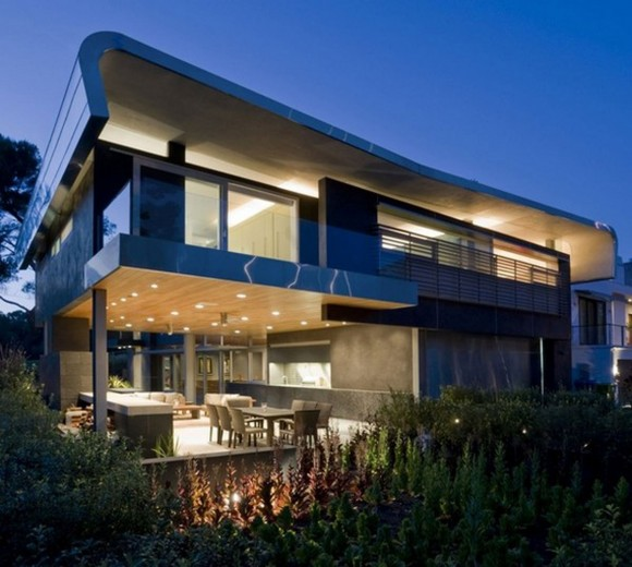 modern sustainable residence designs