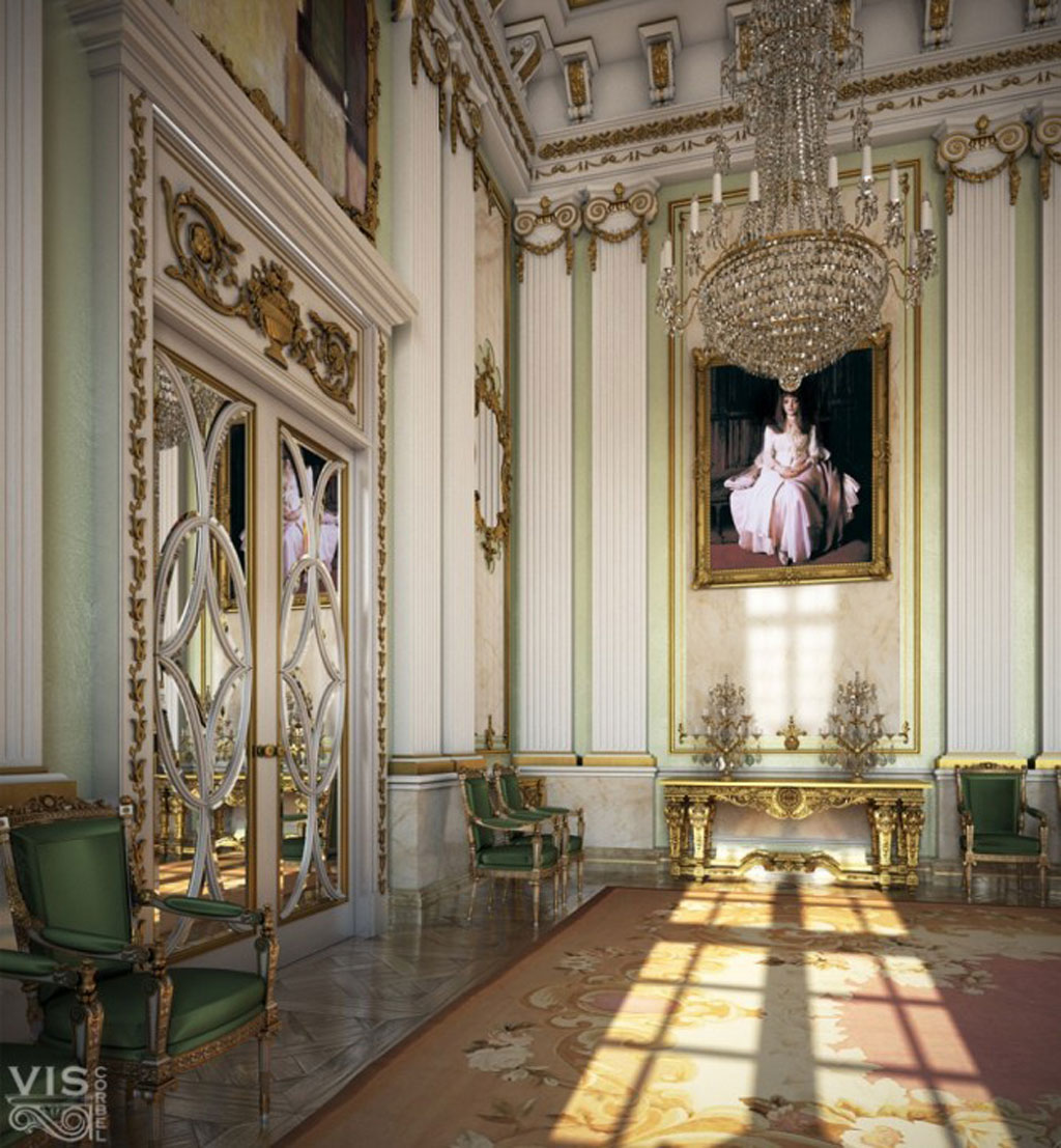 Luxury Interior Design Gallery: Expensive Applicable Luxury Palace Interior Designs