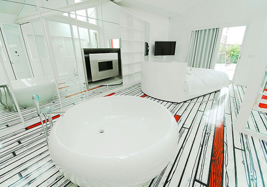 innovative penthouse flooring system