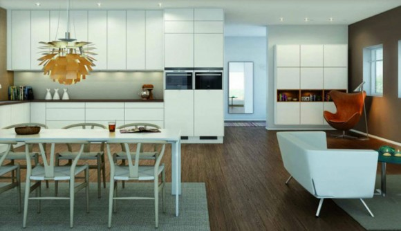 inspirational home kitchen space
