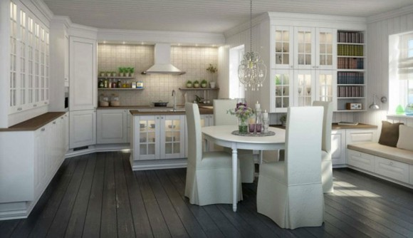 luxury Nordic kitchen designs