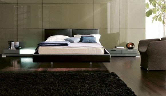 modern bedroom designs pictures