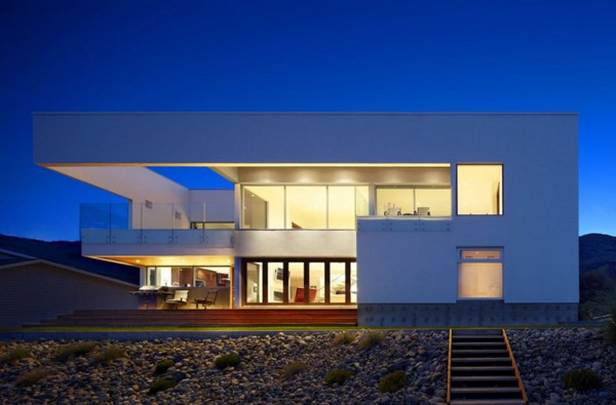 Modern revolutionary beach house designs for Beach house design contemporary