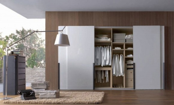 ornamental white wardrobe layouts