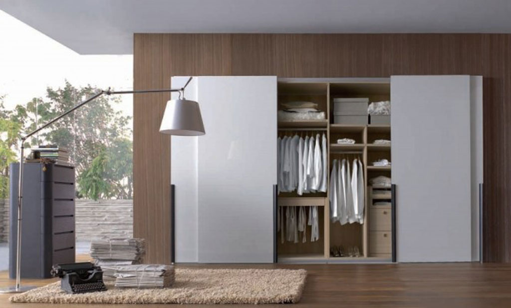 ornamental white wardrobe layouts. Black Bedroom Furniture Sets. Home Design Ideas