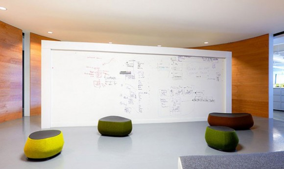 simple office meeting room
