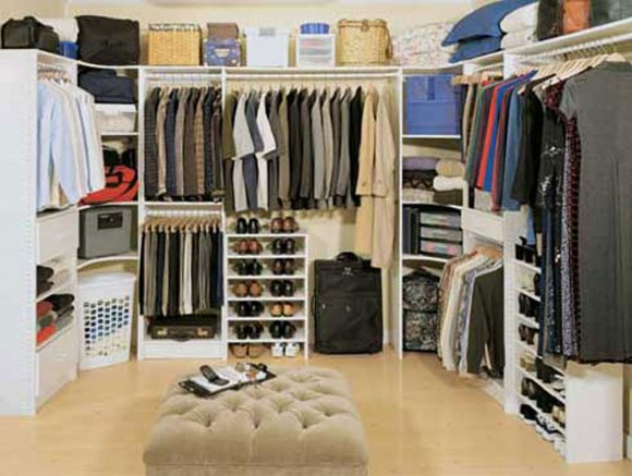 simplify clothes storage inspirations