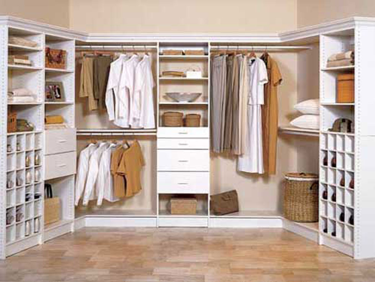 Wooden closet and wardrobe furniture - Wardrobe design ...