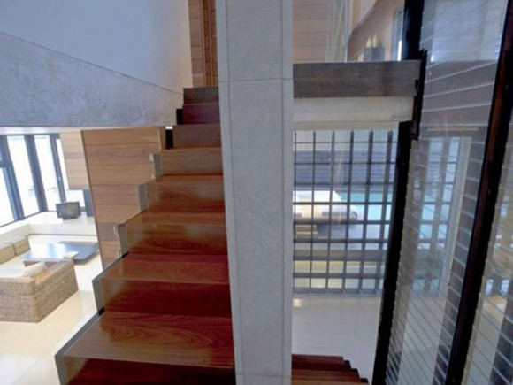 wooden sectional staircase constructions