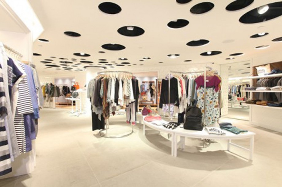 fashionable clothes shop ideas
