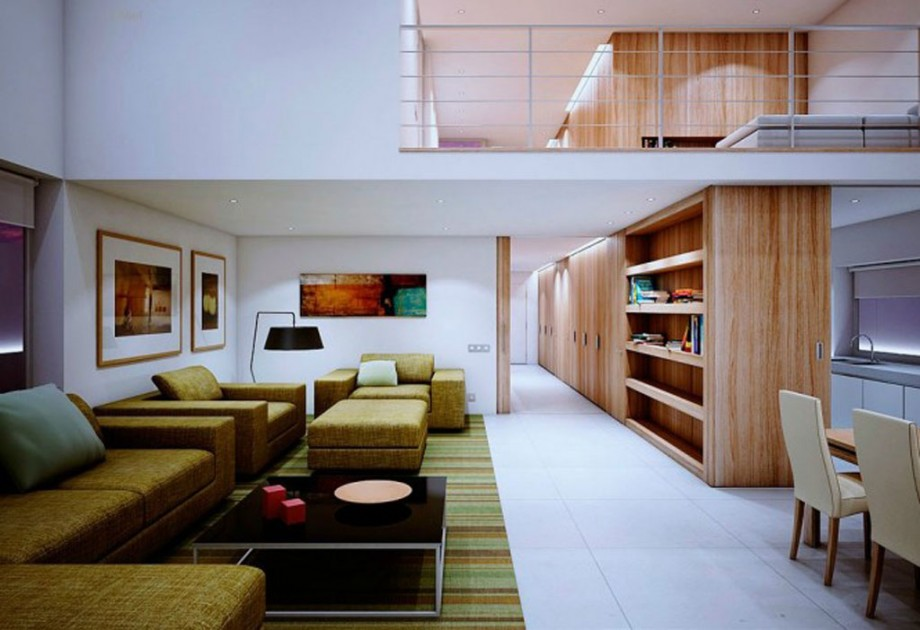 inspirational wooden interior designs