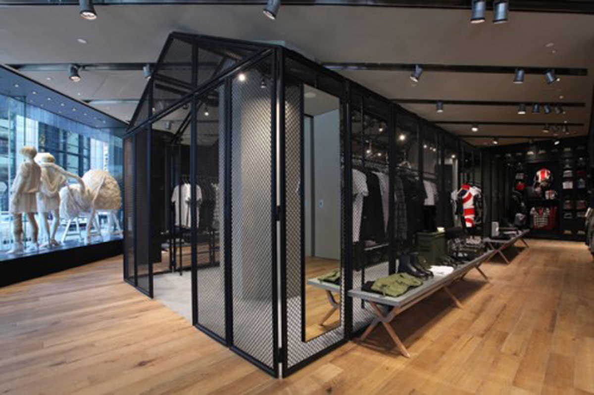 Modern Luxury Fashion Store Designs With Fashionable