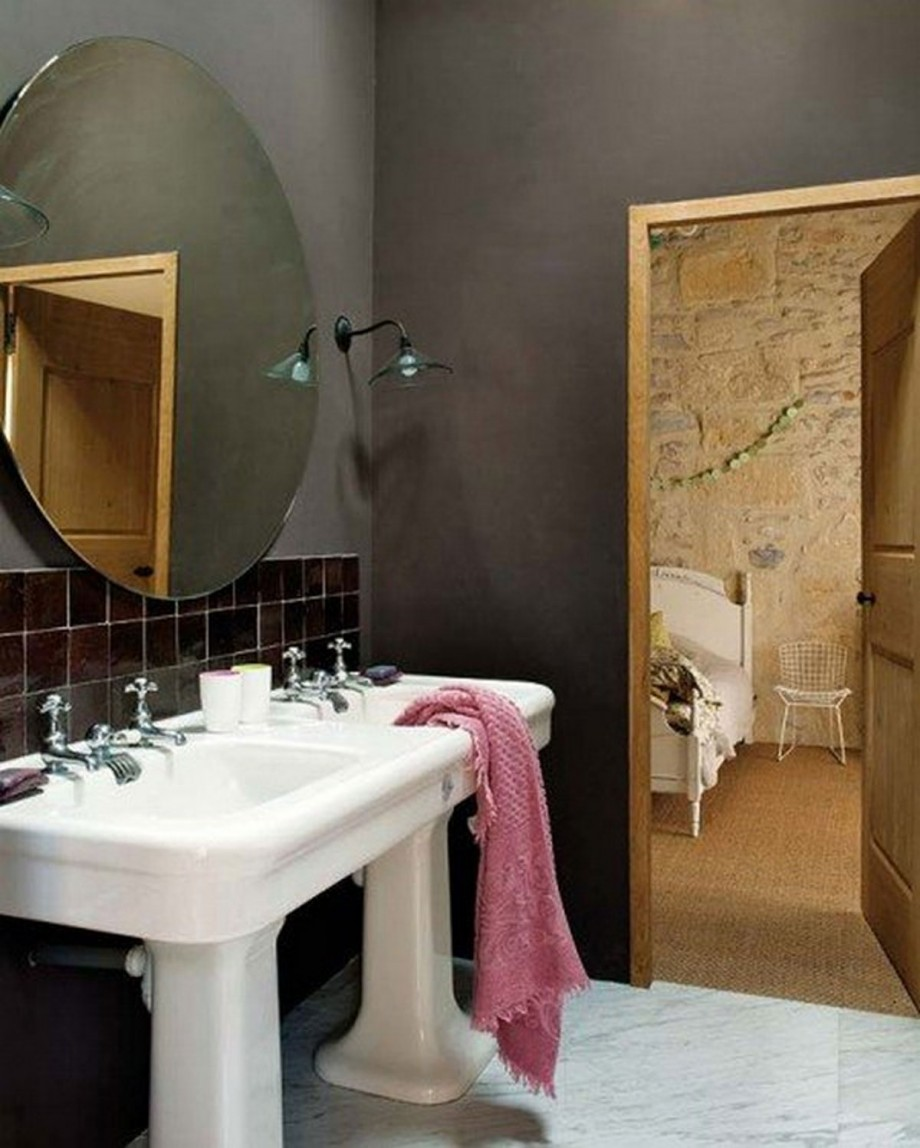Simple Master Bathroom Constructions
