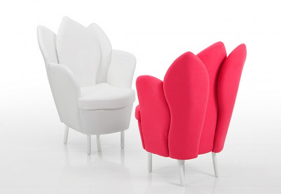 floral style seating system