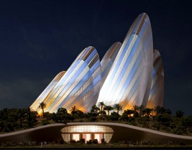 futuristic Zayed National Museum designs